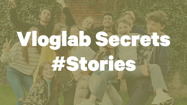 Vloglab Secrets #Stories.png