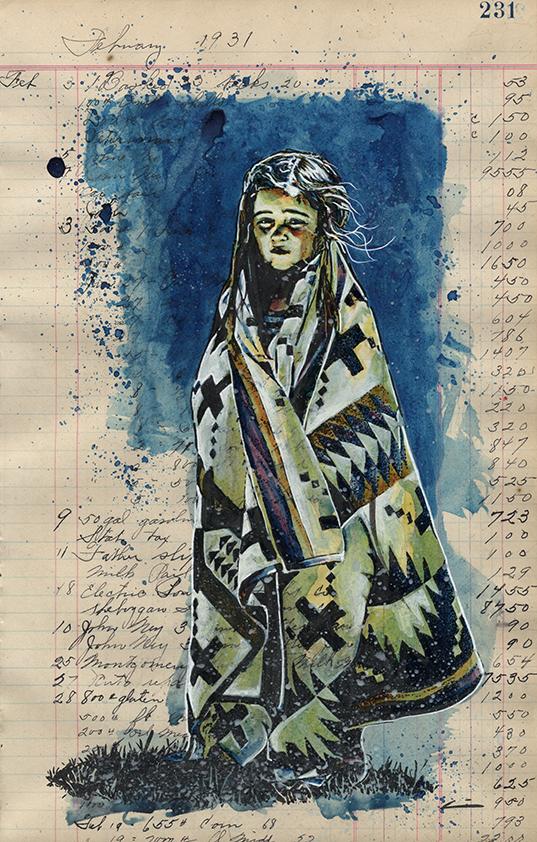 Feb 1931 Blanket