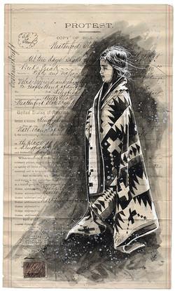 Weatherford 1898 Blanket