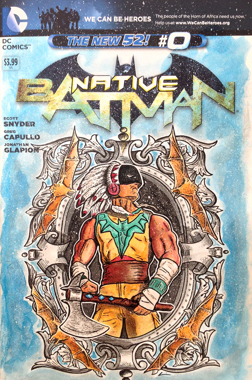 Native Batman