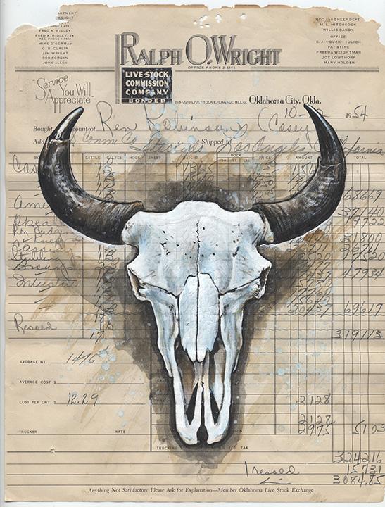 LivestockSkull