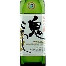 WAKATAKE ONIKOROSHI JUNMAI DAI-GINJYO(full bottle)