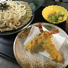 HIYASHI TEMPURA UDON
