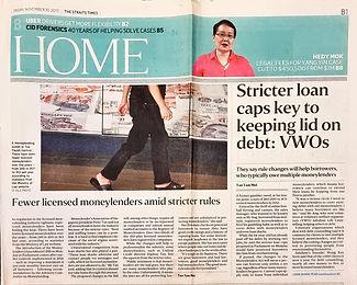 Stricter loan caps key to keeping lid on debt: VWOs