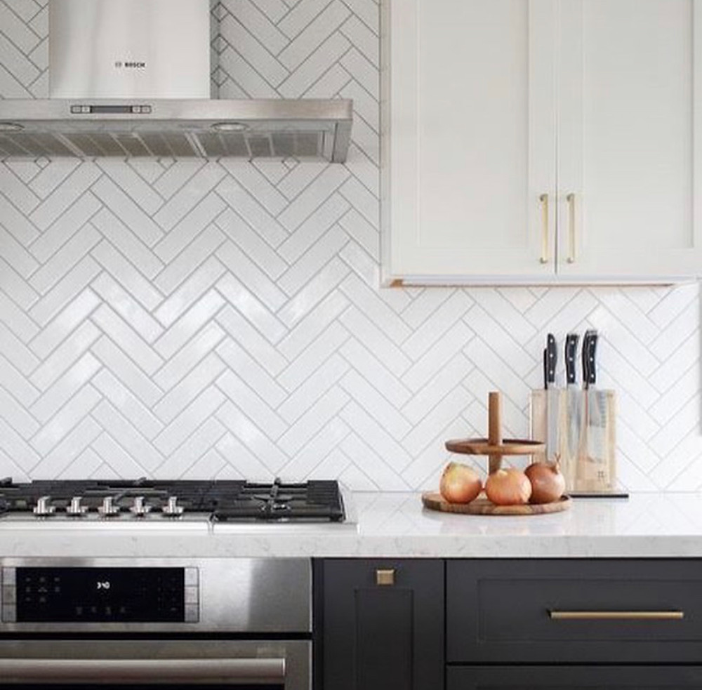 Tuxedo is classic black, white, and cream wall tile collection with traditional and modern subway shapes, elongated hexagons, beveled field, and a substantial trim package. This line replaces our Manhattan series.