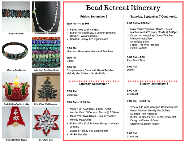 Fall 2019 Bead Retreat Brochure FINAL (3