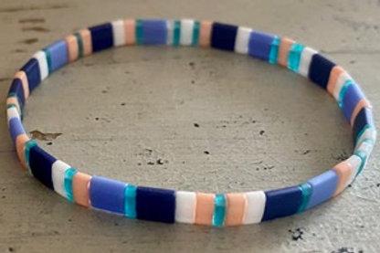Tila Bracelet Kit Periwinkle Navy