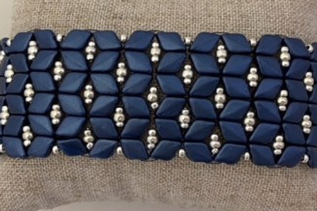 Diamond Star Bracelet Kit Navy.***SOLD OUT***