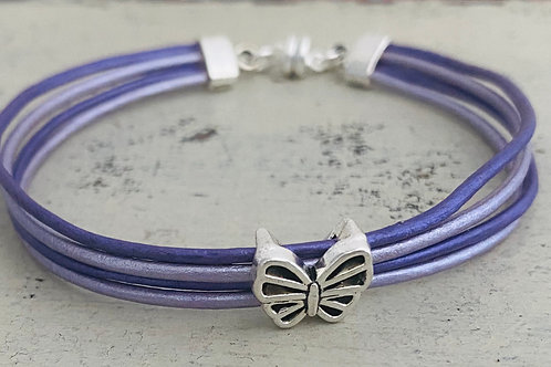 Think Spring Bracelet Kit  PURPLE