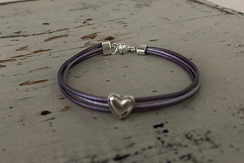 Think Spring Mother's Day Bracelet Kit LILAC