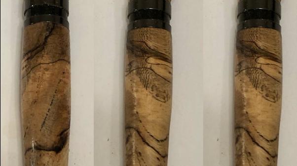 Classic Gun Metal Twist Pen