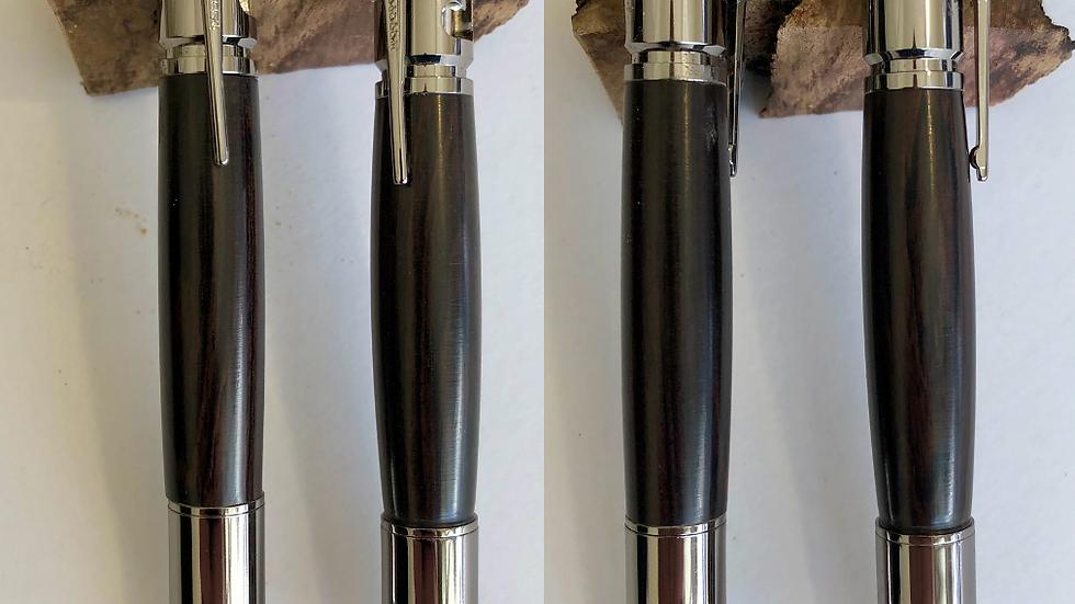 30 Caliber Bolt Action Pen and Pencil Set