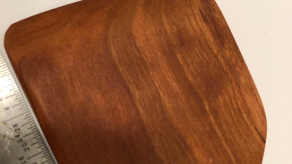 Handmade American Cherry Wood Spatula
