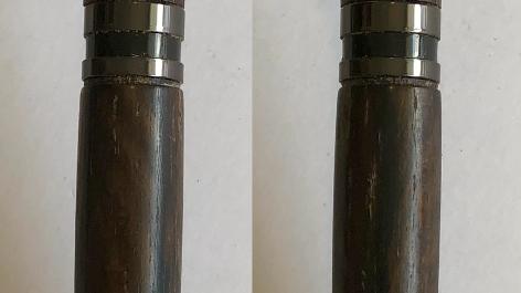 Classic Twist Pen African Blackwood
