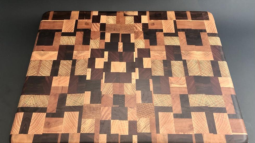 Chaos Cutting Board