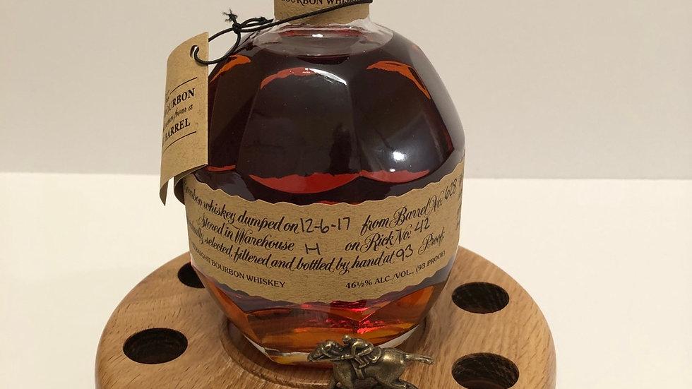 Blanton's Cork and Bottle Display American Cherry