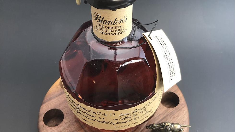 Blantons Bourbon Display