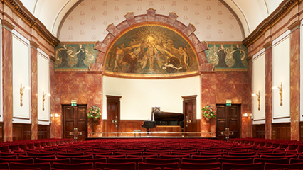 Tune in: Alina live from Wigmore Hall