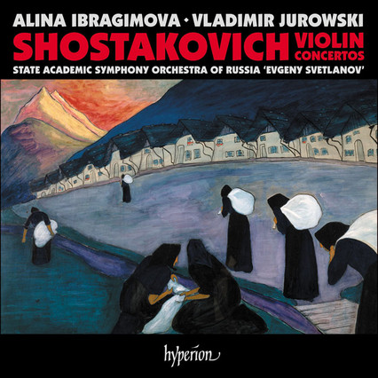 New release: Shostakovich with Vladimir Jurowski & State Academic Symphony Orchestra of Russia