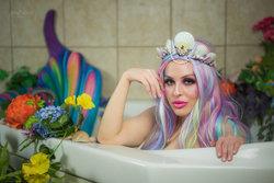 Mermaid Jacuzzi