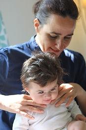 cabinet de Céline Benoist Ostéopathe St jean de luz Pays Basque - ostéopathie et enfant / ostéo & enfant