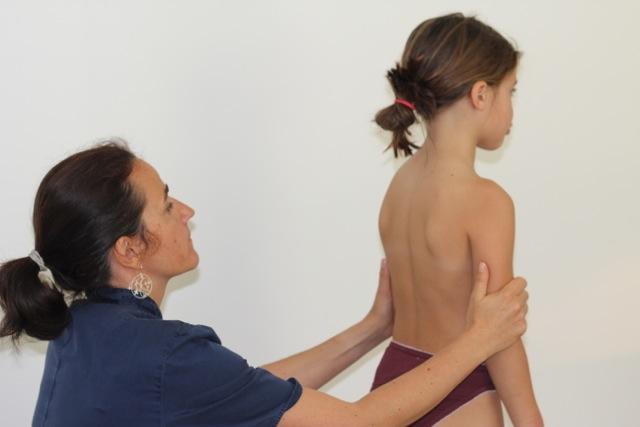 Ostéopathie & enfance / posture