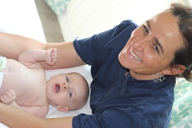 Ostéopathie et nouveau né / bébé