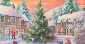 O espírito do Natal passado...
