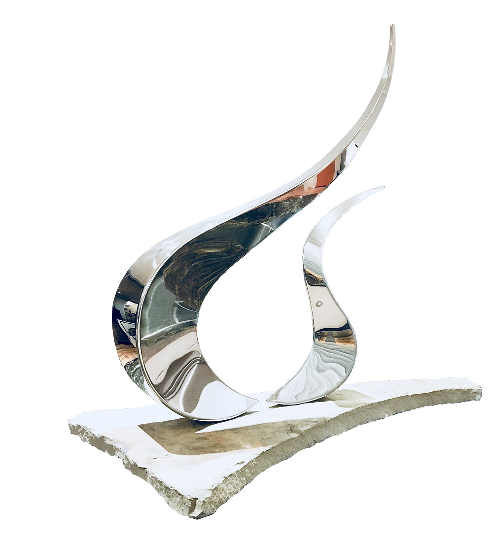 "Sculpture ""Tenacity"""