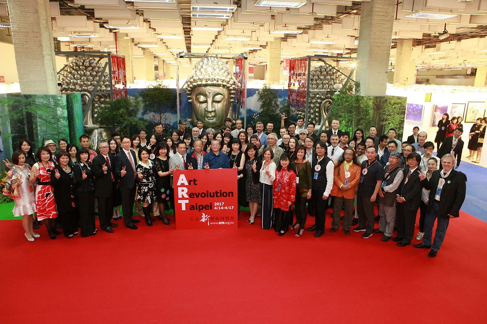 Art Revolution Taipei Exhibit