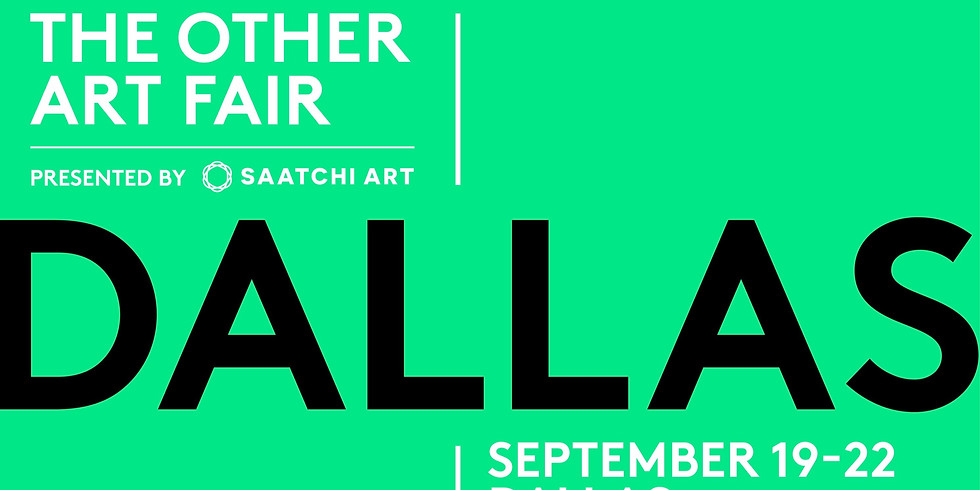 """Ryan Schmidt launches at """"The Other Art Fair"""" in Dallas"""