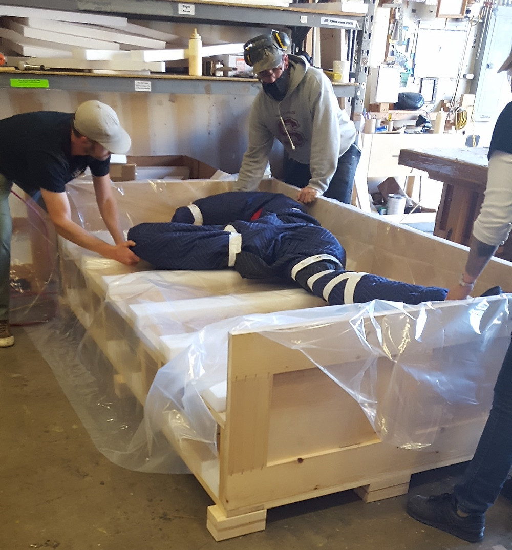 LA Packing and Crating
