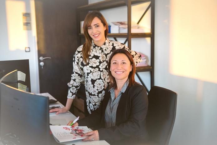 Vos interlocutrices : Sandra & Touria