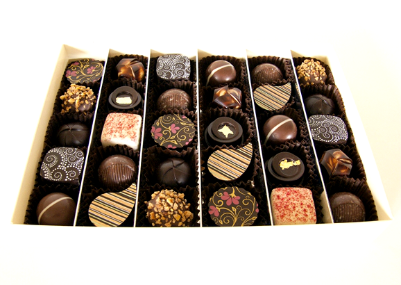 Fresh Chocolate Assortment