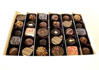 Fresh Chocolate Assortment