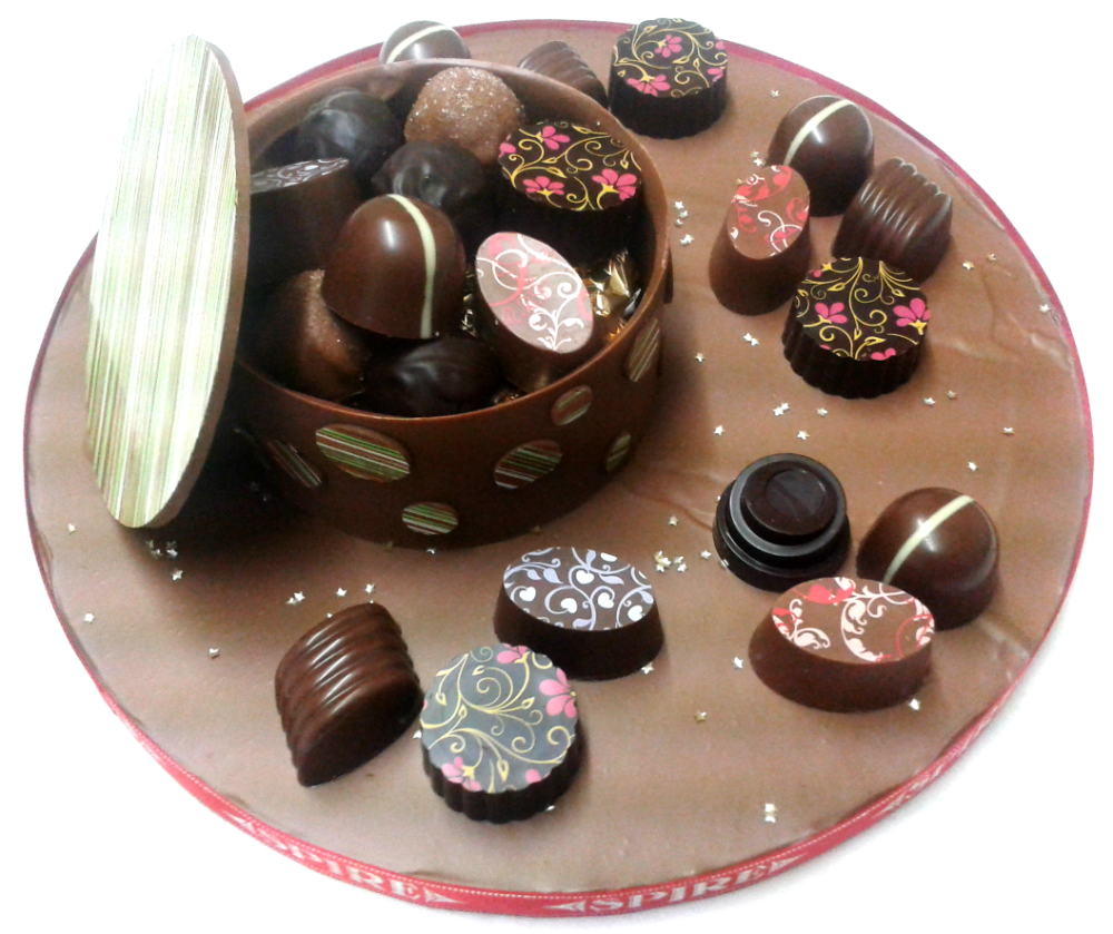 Milk Chocolate Platter