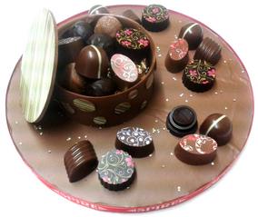 Milk Chocolate Platter