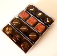 Filled Chocolate Favours
