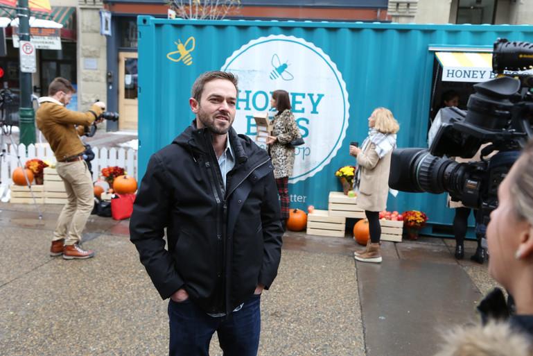 Honey Bees Pie Shop - Kevin Nixon