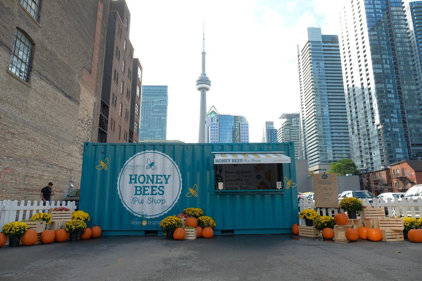 Honey Bees Pie Shop - Toronto
