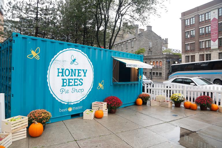 Honey Bees Pie Shop - Ottawa