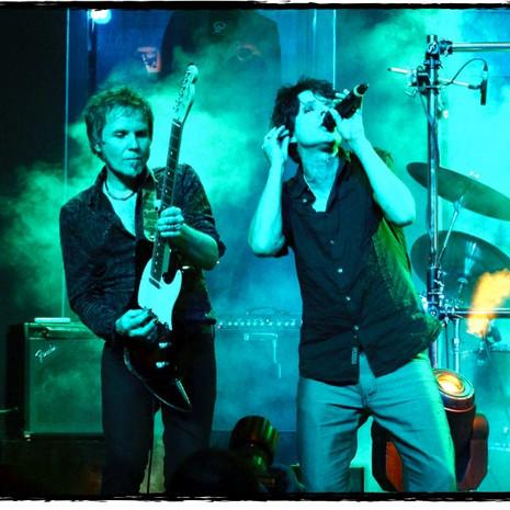 Blue Zoo in Manila - Tom E Morrison & Andy O