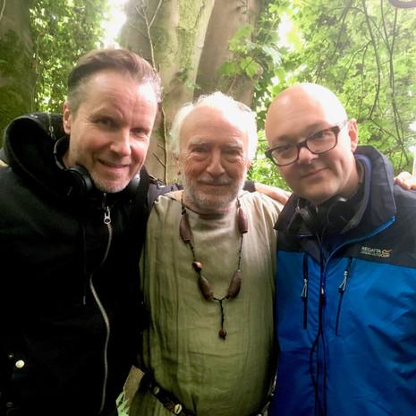 Of Gods & Warriors Set in Northern Ireland
