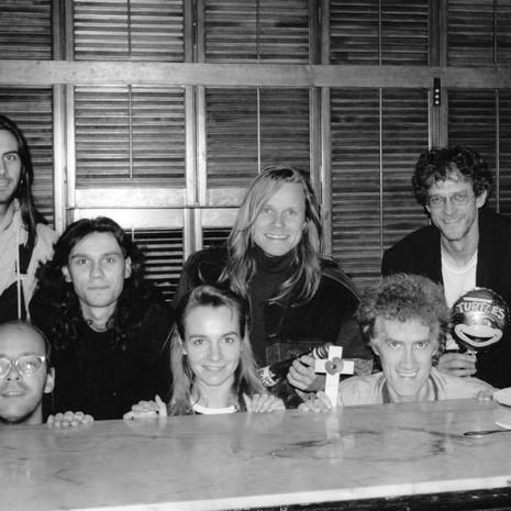 Bliss at Maison Rouge Studios 1990