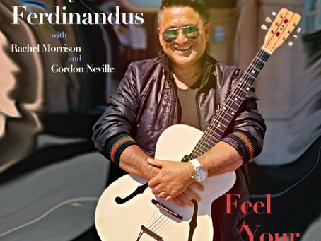 "Danny Ferdinandus ""Feel Your Love"" - Digital Single Release 30th September 2021 -"