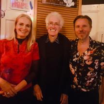 Rupert Hine at Bliss Concert