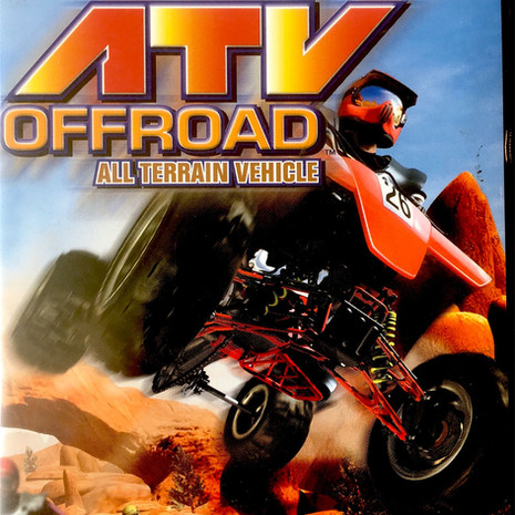Meeker track on ATV Offroad Soundtrack