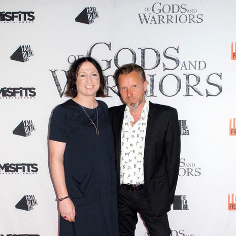 Of Gods & Warriors - Andee Ryder & Tom E Morrison