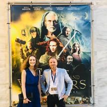 Marbella Film Festival - Anna Demetriou & Tom E Morrison