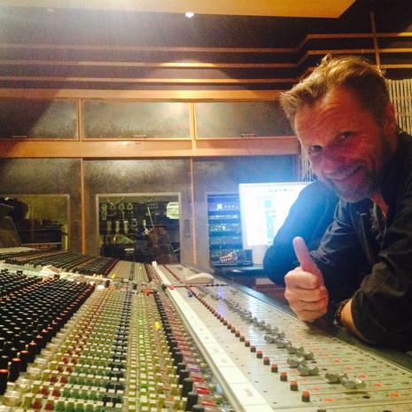 Mixing at Metropolis Studios